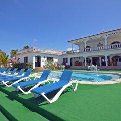 Отель Sunset Resort Треже-Бич бассейн фото 3