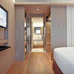 Отель Arcadia Suites Bangkok Бангкок комната для гостей фото 3