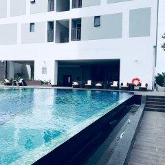Апартаменты Henry Studio Luxury 2BR SWPool 17th бассейн фото 2