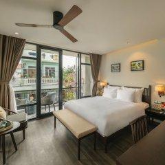 Отель Volar de Faifo Villa Хойан комната для гостей фото 3