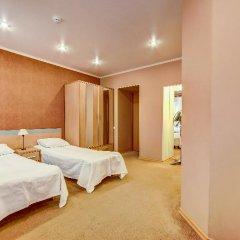 Мини-Отель Поликофф Стандартный номер с разными типами кроватей фото 5