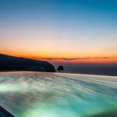 Milos Breeze Boutique Hotel бассейн
