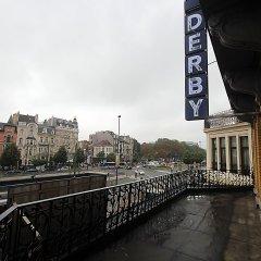 Hotel Derby Брюссель балкон