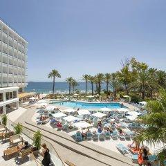 Отель Playasol The New Algarb Испания, Ивиса - отзывы, цены и фото номеров - забронировать отель Playasol The New Algarb онлайн пляж
