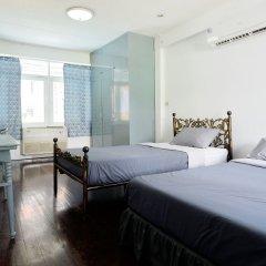 Отель Siam Square House Бангкок комната для гостей фото 3