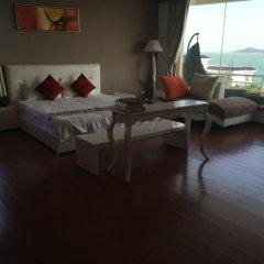 Отель Xiamen 58Haili Seaview Villa Китай, Сямынь - отзывы, цены и фото номеров - забронировать отель Xiamen 58Haili Seaview Villa онлайн комната для гостей фото 2