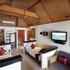 Отель Friendship Beach Resort & Atmanjai Wellness Centre 3* Стандартный номер с разными типами кроватей фото 8