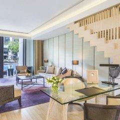 Отель Siam Kempinski Hotel Bangkok Таиланд, Бангкок - 1 отзыв об отеле, цены и фото номеров - забронировать отель Siam Kempinski Hotel Bangkok онлайн интерьер отеля