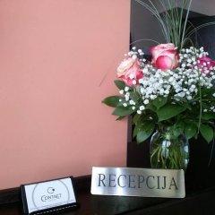 Отель Contact Сербия, Белград - отзывы, цены и фото номеров - забронировать отель Contact онлайн интерьер отеля