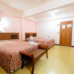 Отель Sananwan Beach B&B комната для гостей фото 5