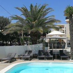 Отель Suite Litoraneo Римини бассейн фото 3