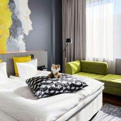Отель GLO Hotel Espoo Sello Финляндия, Эспоо - 6 отзывов об отеле, цены и фото номеров - забронировать отель GLO Hotel Espoo Sello онлайн комната для гостей фото 2