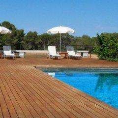 Отель Agroturismo Ses Arenes бассейн фото 2
