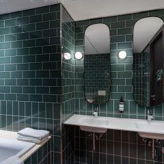 Отель Olympic Hotel Нидерланды, Амстердам - 1 отзыв об отеле, цены и фото номеров - забронировать отель Olympic Hotel онлайн ванная