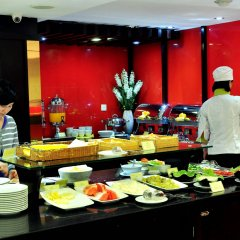 Muong Thanh Three Star Hotel Халонг питание