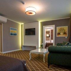 Hotel Arpezos Карджали комната для гостей фото 2