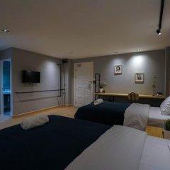 Отель Hap @ Sathorn комната для гостей фото 2