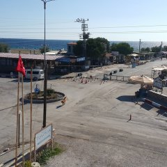 Отель Odunluk Tas Konak Otel пляж