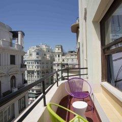 Отель Casual Vintage Valencia Испания, Валенсия - 3 отзыва об отеле, цены и фото номеров - забронировать отель Casual Vintage Valencia онлайн балкон