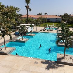 Djembe Beach Hotel in Kololi, Gambia from 270$, photos, reviews - zenhotels.com pool photo 3