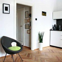 Отель MdM Studio Польша, Варшава - отзывы, цены и фото номеров - забронировать отель MdM Studio онлайн комната для гостей фото 5