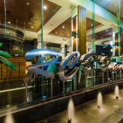 Отель Azure Bangla Phuket гостиничный бар