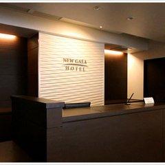 Отель New Gaea Kamigofuku Фукуока интерьер отеля