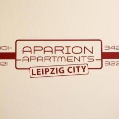 Отель Aparion Apartments Leipzig City Германия, Лейпциг - отзывы, цены и фото номеров - забронировать отель Aparion Apartments Leipzig City онлайн городской автобус