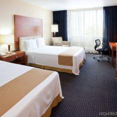 Отель Holiday Inn Express Puebla комната для гостей