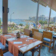 Отель The Preluna Hotel Мальта, Слима - 4 отзыва об отеле, цены и фото номеров - забронировать отель The Preluna Hotel онлайн питание фото 3