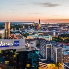 Отель Radisson Blu Sky фото 4