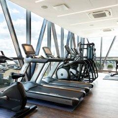 AC Hotel by Marriott Riga фитнесс-зал фото 3