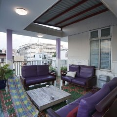DaBlend Hostel балкон