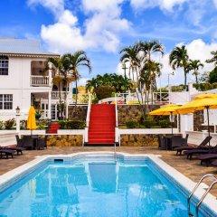 Отель Grenadine House бассейн фото 3