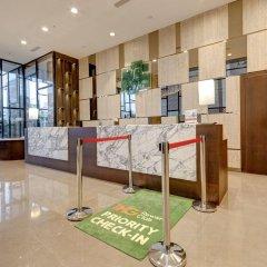 Отель Holiday Inn Kolkata Airport интерьер отеля фото 2