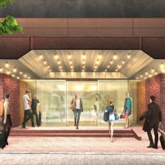 Отель THE KNOT TOKYO Shinjuku развлечения