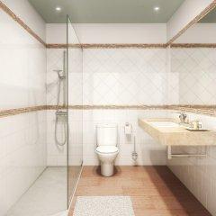 Отель Apartamentos Castavi Испания, Форментера - отзывы, цены и фото номеров - забронировать отель Apartamentos Castavi онлайн ванная