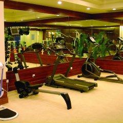 Отель Aurum International Hotel Xi'an Китай, Сиань - отзывы, цены и фото номеров - забронировать отель Aurum International Hotel Xi'an онлайн фитнесс-зал фото 2