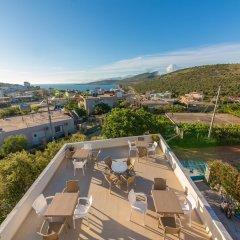 Отель Villa Nertili Албания, Ксамил - отзывы, цены и фото номеров - забронировать отель Villa Nertili онлайн бассейн фото 2