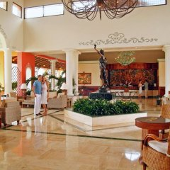Отель Grand Bahia Principe Bávaro - All Inclusive Доминикана, Пунта Кана - 3 отзыва об отеле, цены и фото номеров - забронировать отель Grand Bahia Principe Bávaro - All Inclusive онлайн интерьер отеля