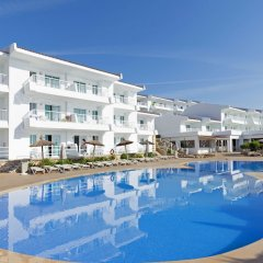 Отель Apartamentos HSM Calas Park - All Inclusive бассейн фото 2