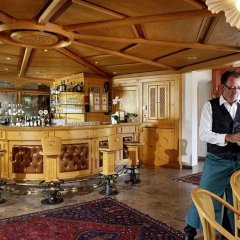 Hotel Der Waldhof Лана гостиничный бар