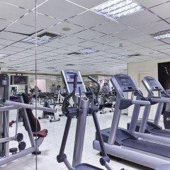 Отель Vasia Village фитнесс-зал