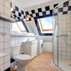 Отель Dom & House - Sopot Apartments Польша, Сопот - отзывы, цены и фото номеров - забронировать отель Dom & House - Sopot Apartments онлайн ванная фото 2