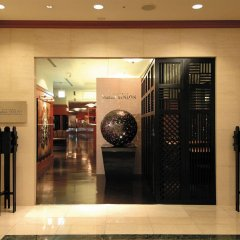 Tokyo Bay Ariake Washington Hotel интерьер отеля