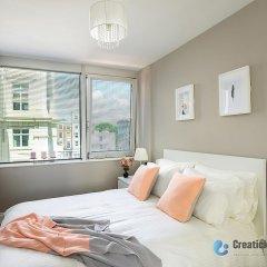 Апартаменты Green Diamond by Creatick Apartments комната для гостей