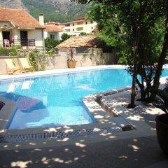 Hotel Dubrava Будва бассейн фото 3