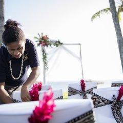 Отель Outrigger Fiji Beach Resort Фиджи, Сигатока - отзывы, цены и фото номеров - забронировать отель Outrigger Fiji Beach Resort онлайн фитнесс-зал фото 4