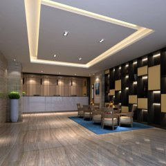 Отель Citytel Inn Китай, Пекин - отзывы, цены и фото номеров - забронировать отель Citytel Inn онлайн интерьер отеля фото 2