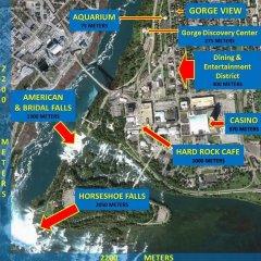 Отель Gorge View США, Ниагара-Фолс - отзывы, цены и фото номеров - забронировать отель Gorge View онлайн городской автобус
